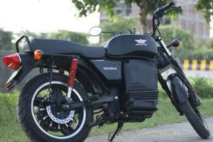 India's fastest electric bike, details here.